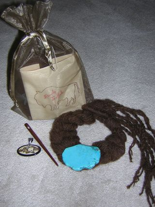 Loom N Essence - Simply Buffalo Choker Kit