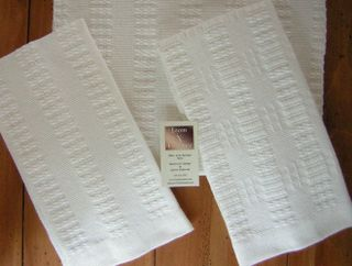 Luxurious Guest Towels by Loom N Essence