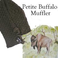 BG petite Buffalo Muffler Kit