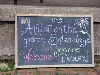Jeanne Dudley - Artist Opening in Dubuque