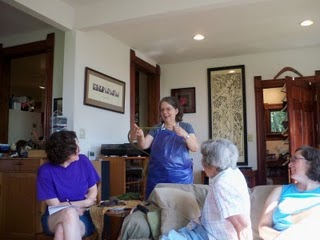 Instructor - Betty Shreeves