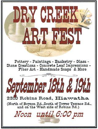 Loom N Essence at Dry Creek Art Fest