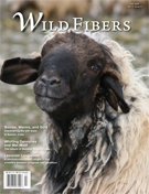 Wild Fibers Magazine available at Loom N Essence