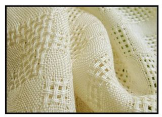 Carma Koester - Huck Lace Piece