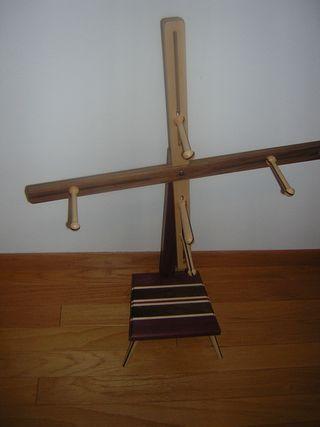 Will Taylor - Multi Wood -Skein Winder 1