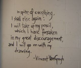 Van Gough Quote